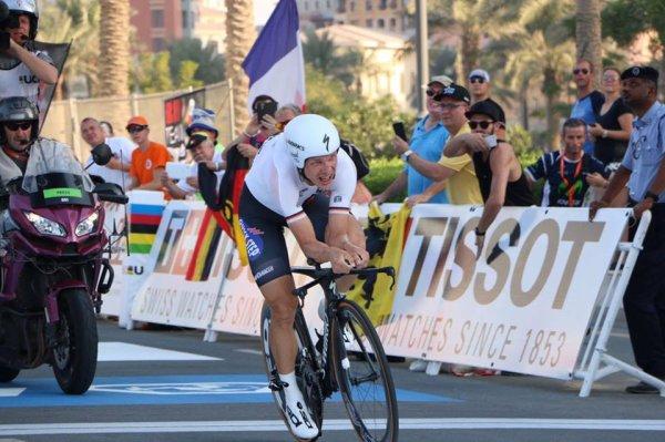 Tony Martin, Champion du Monde de Cyclisme Contre-la-Montre Individuel, à Doha, au Qatar !...