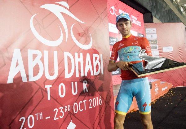 Tanel Kangert remporte le 2 ème Abu Dhabi Tour !...
