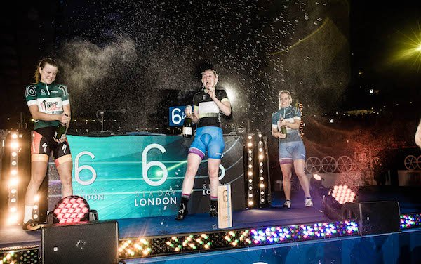 Kenny De Ketele et Moreno De Pauw remportent les 23 èmes Six Jours de Londres !...
