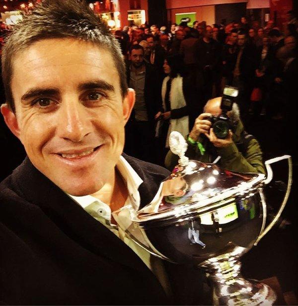 Remise des prix de la 25 ème Coupe de France PMU de Cyclisme sur Route !...