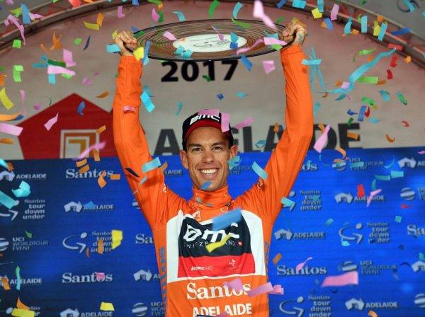 Richie Porte remporte le 19 ème Tour Down Under, en Australie !...