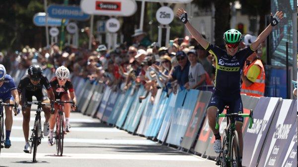Annemiek van Vleuten remporte la 3 ème « Cadel Evans Great Ocean Road Race » !...