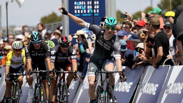 Nikias Arndt remporte la 3 ème « Cadel Evans Great Ocean Road Race » !...