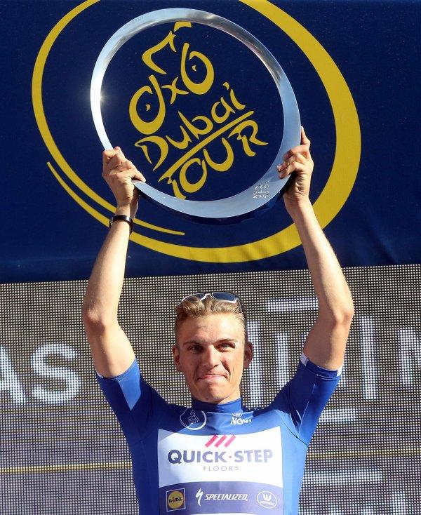 Marcel Kittel remporte le 4 ème Tour de Dubaï !...