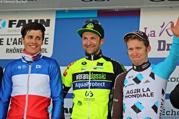 Sébastien Delfosse remporte la 4 ème Royal Bernard Drôme Classic !...