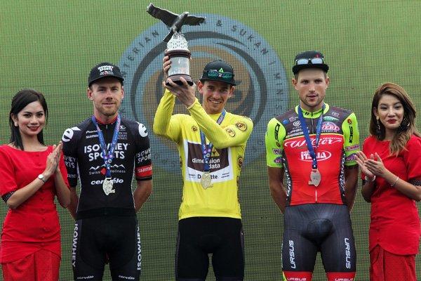 Ryan Gibbons remporte le 22 ème Tour de Langkawi !...