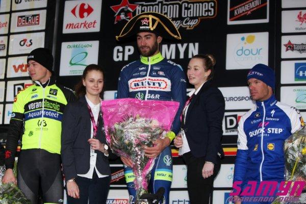 Guillaume Van Keirsbulck remporte le 49 ème Grand Prix Samyn !...