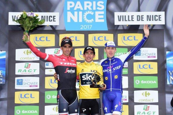 Sergio Henao remporte le 75 ème Paris - Nice !...