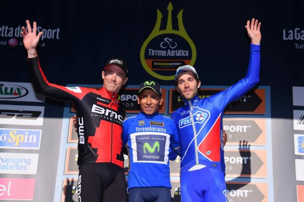 Nairo Quintana remporte le 52 ème « Tirreno - Adriatico » !...