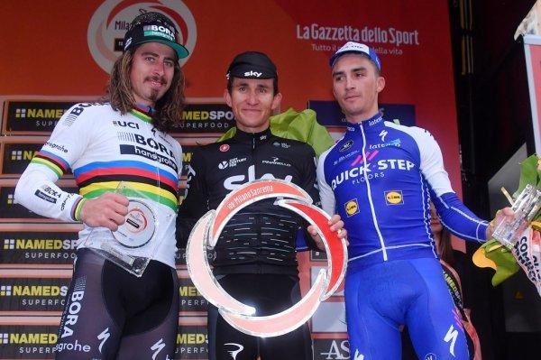Michał Kwiatkowski remporte le 108 ème « Milan - San Remo » !...