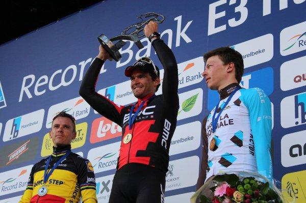 Greg Van Avermaet remporte le 60 ème « Grand Prix E3 » !...