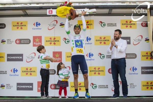 Alejandro Valverde remporte le 97 ème Tour de Catalogne !...