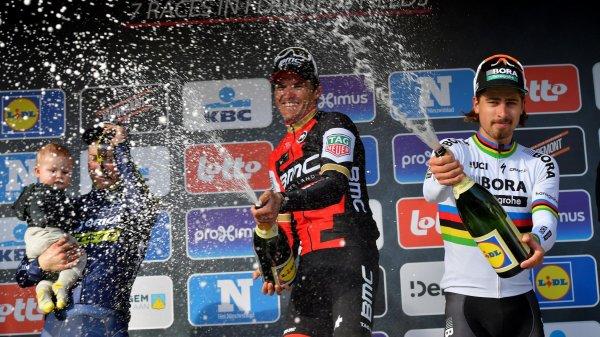 Greg Van Avermaet remporte le 79 ème « Gand - Wevelgem » !...