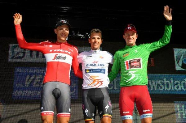 Philippe Gilbert remporte la 41 ème édition des « Trois Jours de La Panne » !...