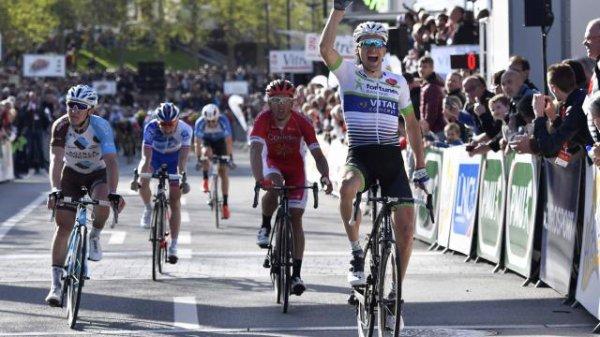 Laurent Pichon remporte la 22 ème « Route Adélie » !...
