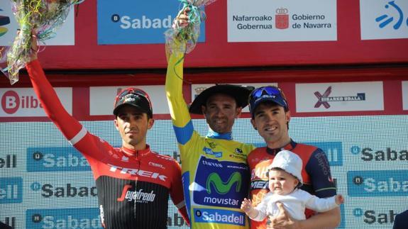 Alejandro Valverde remporte le 57 ème Tour du Pays Basque !...
