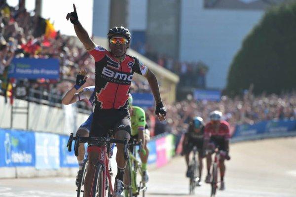 Greg Van Avermaet remporte le 115 ème « Paris - Roubaix » !...