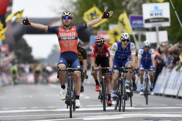 Sonny Colbrely remporte la 57 ème « Flèche Brabançonne » !...