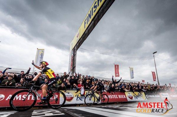 Philippe Gilbert remporte le 52 ème « Amstel Gold Race » !...