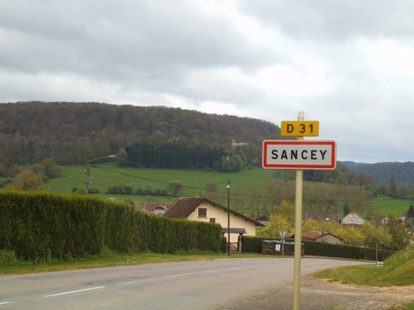 1 ère édition du Test Chronométré « Tour du Vallon de Sancey Belleherbe », à Sancey, dans le Doubs (FFC) !...