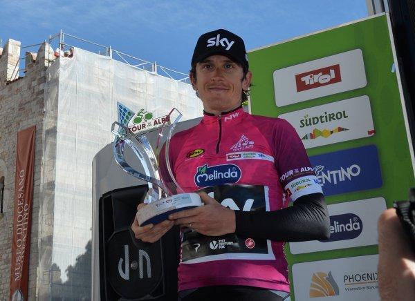 Geraint Thomas remporte le 41 ème Tour des Alpes !...