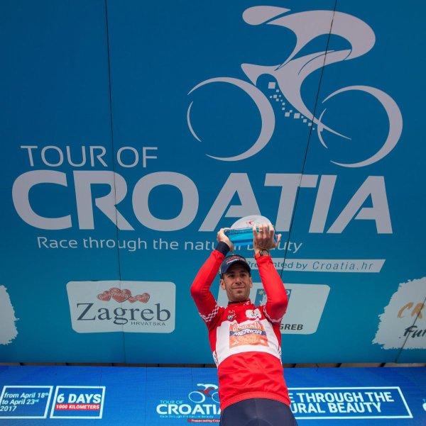 Vincenzo Nibali remporte le 12 ème Tour de Croatie !...