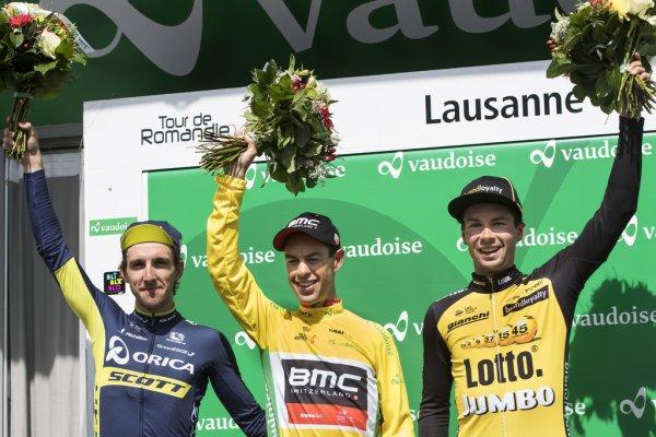 Richie Porte remporte le 71 ème Tour de Romandie