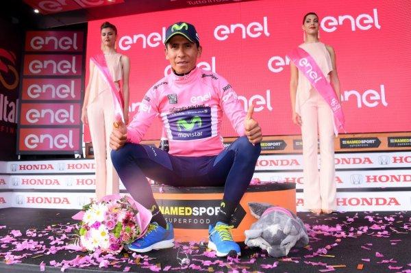 100 ème Tour d'Italie : Le bilan au soir du dimanche 14 mai 2017, fin de la première semaine de course !...