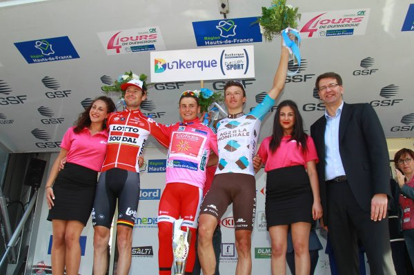Clément Venturini remporte les 63 èmes « Quatre Jours de Dunkerque » !...