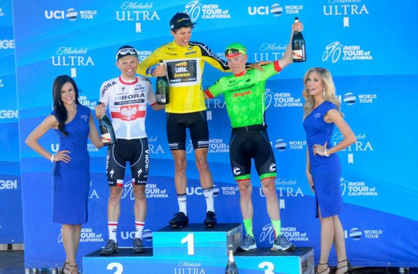 George Bennett remporte le 12 ème Tour de Californie !...