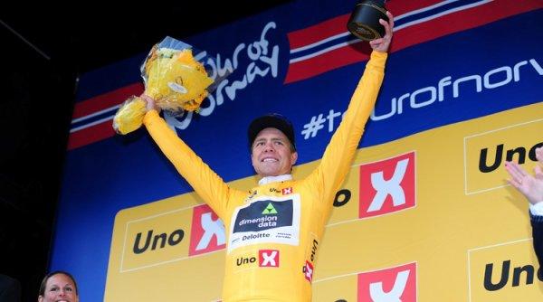 Edvald Boasson Hagen remporte le 7 ème Tour de Norvège !...