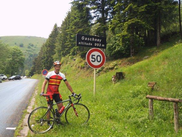 Cyclisme FSGT (Fédération Sportive et Gymnique du Travail) : La cyclosportive « Les Marcaires » !...