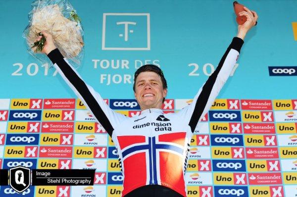 Edvald Boasson Hagen remporte le 10 ème Tour des Fjords !...