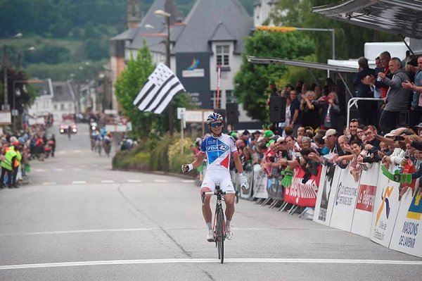 Odd Christian Eiking remporte les 18 èmes Boucles de l'Aulne !...