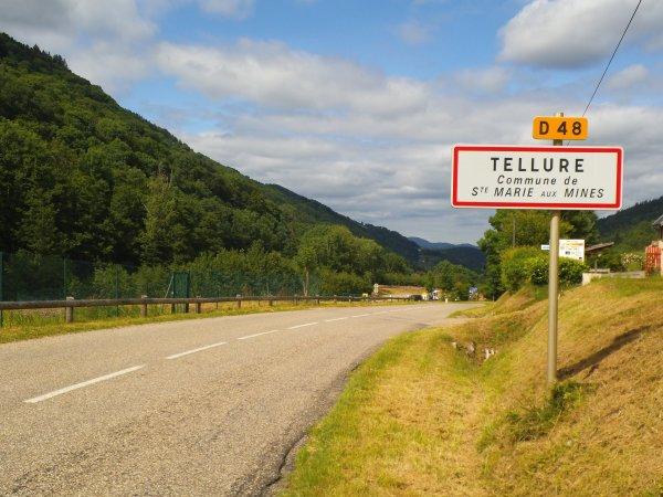 5 ème Grimpée « Tellure - Haicot » (FSGT), à Tellure / Sainte-Marie-aux-Mines !...