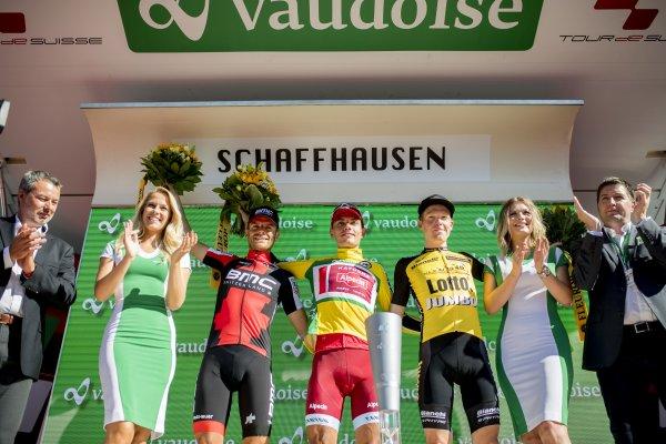 Simon ¦pilak remporte le 81 ème Tour de Suisse !...
