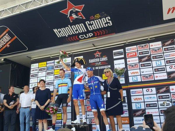 Arnaud Démare remporte le 70 ème « Halle-Ingooigem » !...