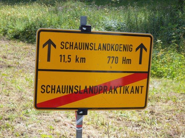 9 ème Schauinslandkönig, à Bohrer, près de Fribourg-en-Brisgau, en Allemagne !...