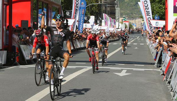 Michał Kwiatkowski remporte la 37 ème « Clásica San Sebastián » !...