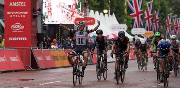 Coryn Rivera remporte la 5 ème RideLondon-Classique !...