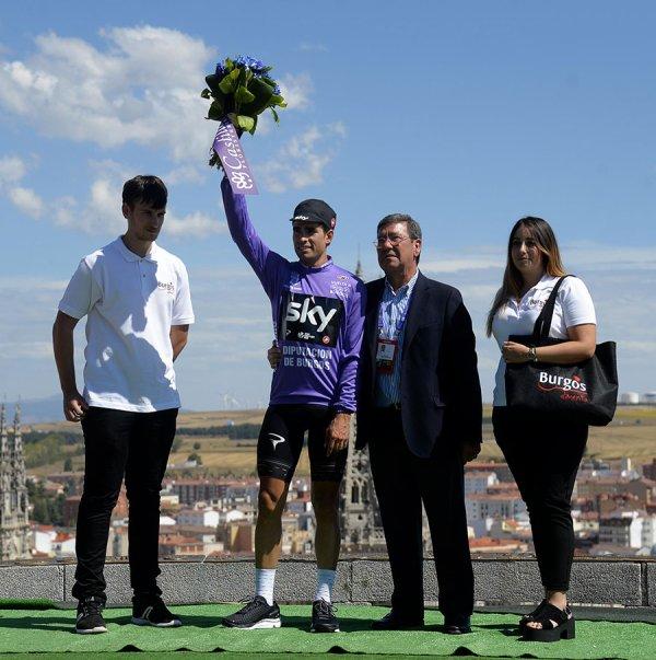 Mikel Landa remporte le 39 ème Tour de Burgos !...
