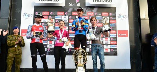 Dylan Teuns remporte la 5 ème édition de l'Arctic Race Of Norway !...