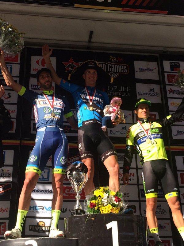 Timothy Dupont remporte le 51 ème Grand Prix Jef Scherens !...
