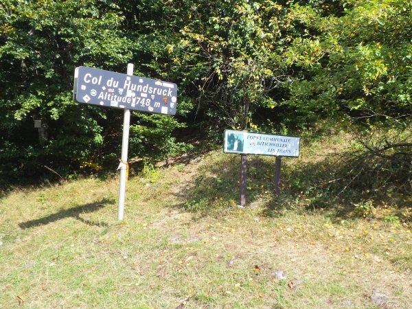 21 ème Montée du Floridor - Col du Hundsruck (FSGT), à Thann !...