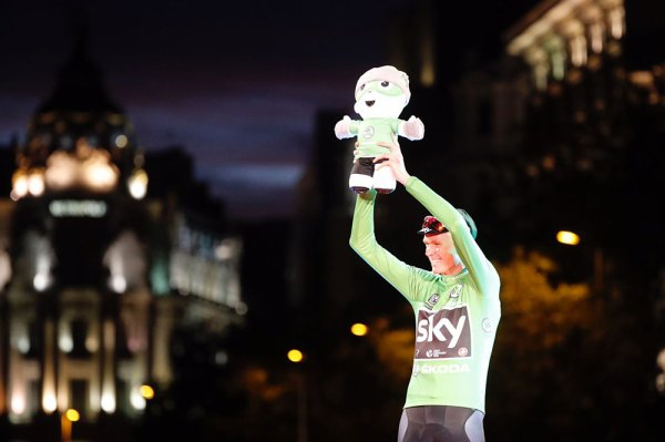 72 ème Tour d'Espagne : Le bilan au soir du dimanche 10 septembre 2017, fin de la troisième et dernière semaine de course !...