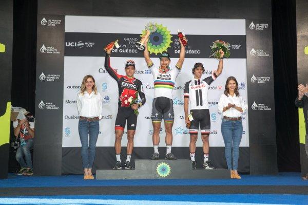Peter Sagan remporte le 8 ème Grand Prix Cycliste de Québec !...