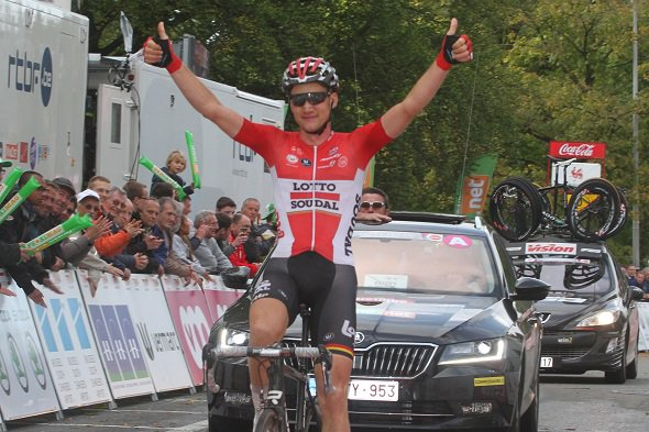 Tim Wellens remporte le 58 ème Grand Prix de Wallonie !...