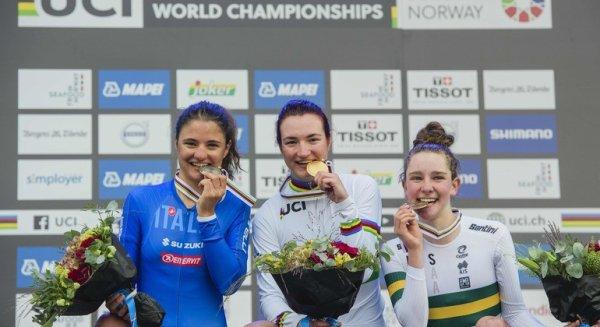 Championnat du Monde de Cyclisme Contre-la-Montre Individuel, à Bergen, en Norvège !...