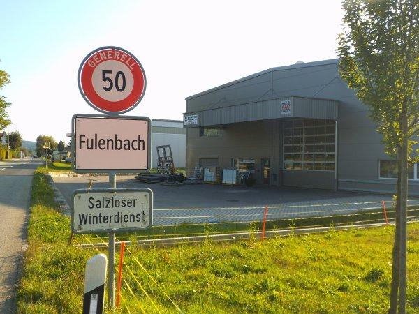 6 ème Contre-la-Montre Individuel de Fulenbach, à Fulenbach, en Suisse !...