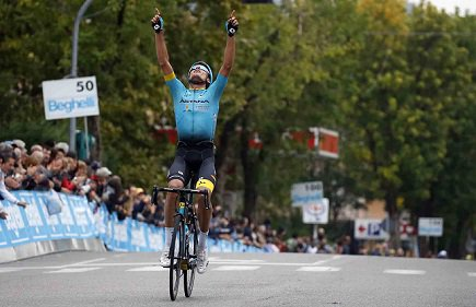 Luis León Sánchez remporte le 22 ème Grand Prix Bruno Beghelli !...